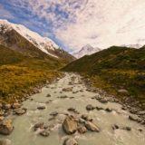 Aoraki National Park - Mt. Cook