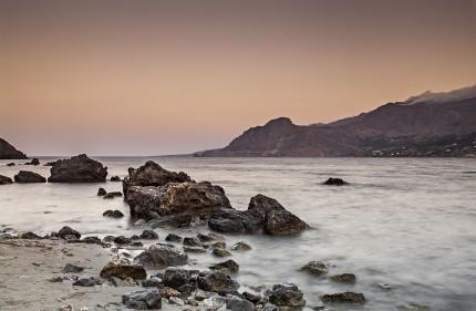 Krétské pobřeží 1