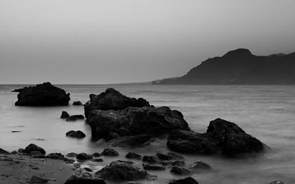Krétské pobřeží