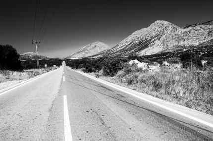 Road off